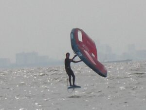 NEW WIND SURFING【Wing-Surfer】